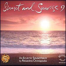 Sunset and Sunrise 9 2cds 2008 lettino prendisole trentemöller
