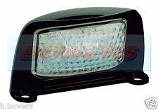 LED AUTOLAMPS 35BLM 12V/24V UNIVERSAL LED REAR NUMBER PLATE LAMP/LIGHT TRAILER