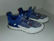 Adidas Usa Crossknit Boost Golf Shoes Limited 2017 Special Edition 9.5 Db1419