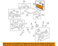 Rear Honda Genuine 82940-TM8-J91ZE Headrest Assembly