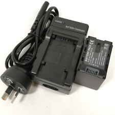 Mains Charger +4450mAh Battery for JVC BN-VG138 Everio GZ-HM30 GZ-HM50 Camcorder