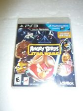 Angry Birds Star Wars (Sony PlayStation 3, 2013)   S-20