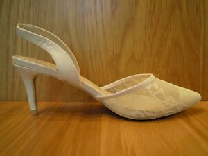 wide fit cream shoes products for sale