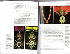 EUROPEAN ORDERS AND DECORATIONS  TO 1945.MEDALS AND ORDERS CATALOG.
