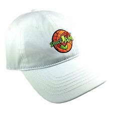 LOONEY TUNES TUNE SQUAD SPACE JAM LOGO DAD HAT SLOUCH CAP CURVED BILL ADJUSTABLE