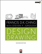 Design Drawing by Francis D. K. Ching and Steven P. Juroszek (2010, CD-ROM /...