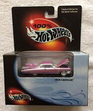 100% Hot Wheels 1959 Cadillac