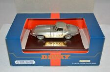 Dinky Toys Matchbox DY921 Jaguar E-type 1967 Pewter model mint in box 2e