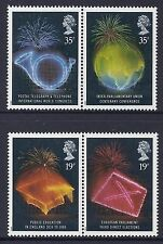 1989 GB ANNIVERSARIES SET OF 4 FINE MINT MNH/MUH SG1432-SG1435