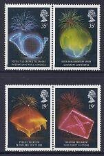 1989 GB ANNIVERSARIES SET OF 4 FINE MINT MNH/MUH SG1432-SG1435