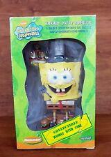 Toy Vault 2002 SpongeBob SquarePants Krabby Patty Bobbler Nickelodeon Double