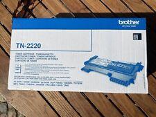 Brother TN-2220 Toner - Schwarz - Originalverpackt OVP