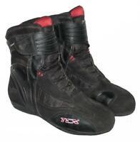 """niedrige """" TCX """" Damen- Bikerstiefel / Schnür- Stiefel / Boots in schwarz Gr. 38"""