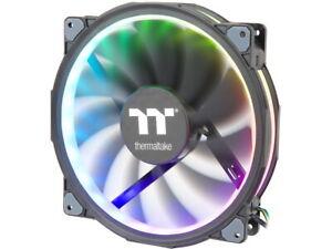 Thermaltake Riing Plus 20 RGB 200mm Computer Case Fan w/Controller