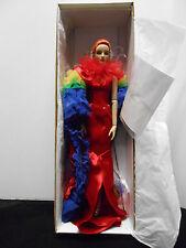 "Tonner Re Imagination Macaw 17"" Doll EUC in box FAO Schwarz Spec Ed"