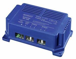 Schaudt Booster WA 1208  Ladespannung erhöhen für Wohnwagen