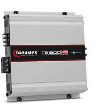 Taramp's TS-1200x2 1200w 1ohm New! Authorized Distributor