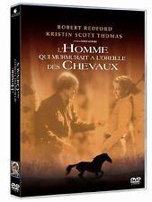 DVD * L'HOMME QUI MURMURAIT A L'OREILLE DES CHEVAUX  *