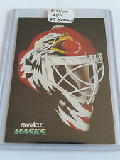 1992-93 Pinnacle #265 Ed Belfour MASK : Chicago Blackhawks