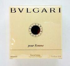 Bvlgari Pour femme eau de toilette spray 100ml. BULGARI
