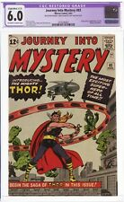 Journey into Mystery 83 CGC 6.0 Thor 1st appearance R 1974246007 Best Presenting