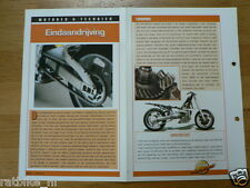 LM70- MOTOR EINDAANDRIJVING INFO MOTORCYCLE,MOTORRAD,MOTORFIETS