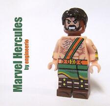 LEGO Custom - Hercules - Marvel Super heroes mini figure thor loki