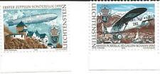 Liechtenstein Nr. 723 - 724**  Europe Luftfahrt