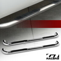 """For 2003-2017 Ford Expedition 3"""" Ss Side Step Nerf Bars Running Boards Hd Chrome"""