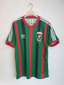 Adidas Glentoran Football Shirt Vintage Irish Cup 1985 Large Northern Ireland