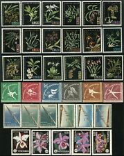 VENEZUELA Postage Latin America Stamp Airmail Flowers Sport Collection MINT NH