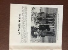f1a ephemera 1972 british army picture middle wallop  gordon jupp wife and son