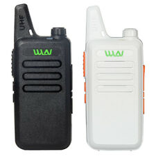 WLN Portable KD-C1 1-5 KM 16-Channel 400-470MHz Two-Way Walkie-Talkie Radio-Pair