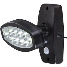 10LED Wall Light PIR Motion Sensor Waterproof Sensor Outdoor 3W work 8-12H