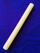 Church Candle Natural Colour 38cm Long x 3.5cm Wide