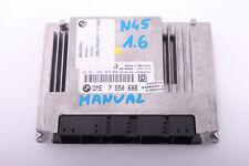 BMW 1 3 Series E87 E90 N45 116i Engine Control Unit DME 12147550688 7550688