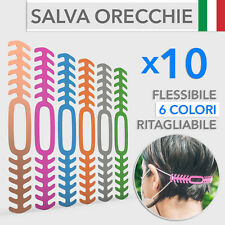 10 Salva Orecchie in PLA - Made in ITALY