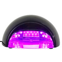 12W Nail Dryer LED Lamp Light for UV Gel Polish Quick Dry Manicure/Pedicure Kit