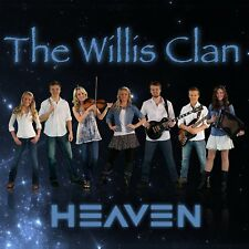 THE WILLIS CLAN - HEAVEN   CD NEU