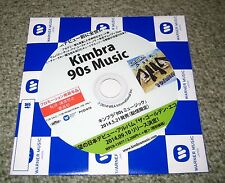 KIMBRA Japan PROMO ONLY CD acetate OFFICIAL genuine 90s MUSIC