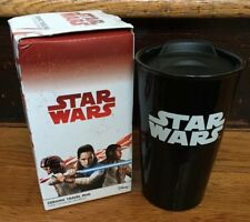 Star Wars Episode VIII Last Jedi Ceramic 12 oz. Travel Mug BB-8 - Mint