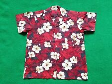 VERY COOL VTG HAWAIIAN SHIRT BY BAYSHORE◾ALL COTTON◾SZ L