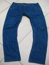 LADIES womens NEXT SP tapered carrot blue JEANS size UK 14 R 16 boyfriend loose