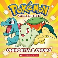 Chikorita And Chums Jr. Handbook (Pokemon 8x8)