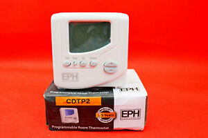 EPH CDTP2 Mains Powered Programmable Room Thermostat