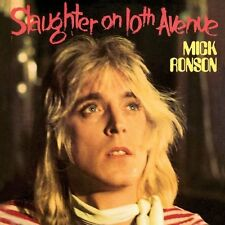 Mick Ronson - Slaughter On 10Th Avenue [CD]
