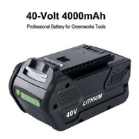New for GreenWorks 40V G-MAX Lithium Battery 40V 4.0Ah 29472 29462 29252 2901319