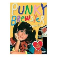 Punky Brewster Season 4 Final TV Series Region 4 New DVD (4 Discs)