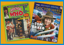 Doctor Who Magazine: sundry issues. Listing 8 of 9. Choose yours! % to charity!