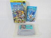 RUIN ARM Super Famicom Bandai Nintendo Import JAPAN Video Game sf